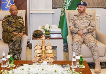 Ethiopia, Saudi discuss military cooperation