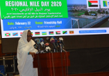 Sudan calls for joint investment on the Nile