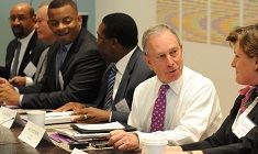 Bloomberg Philanthropies announces $40 million to fight coronavirus