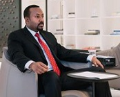 Abiy urges Ethiopians to complete Nile Dam united