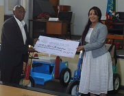 Ethiopia funds disabled people to fight COVID-19