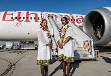 Ethiopian responds to growing cargo, charter flights demand