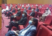 Ethiopia briefs diplomats about its Nile dam