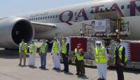Qatar donates nine tons of medical supplies to Ethiopia