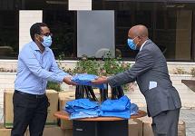 Nestlé donates protective equipment to Ethiopia