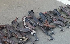 Addis Ababa Police captures 19,235 guns, 55,000 bullets