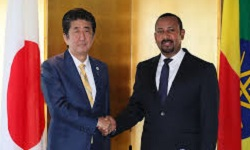 Japan supports Ethiopia's COVID-19 responses