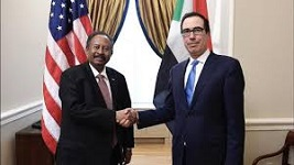 United States provides $356 million for Sudan's democratic transition