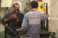 How two former Ethiopian civil servants create 70 jobs