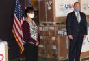 U.S. provides ventilators to help Ethiopia respond to COVID-19