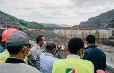 Ethiopia's Prime Minister visits Koysha hydropower