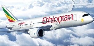 Ethiopian Airlines to resume Johannesburg, Cape Town flights