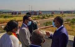Ethiopia inaugurates 13th industry park in Bahir Dar