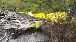 Helicopter crashes in Ethiopia