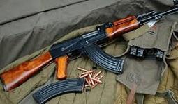 Ethiopian police seizes 10 illegal Kalashnikov guns