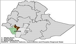Five zones in Ethiopia to form new regional state