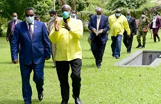 President Museveni expresses disagreement with Ethiopia's ethnic federalism