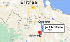 Ethiopian army set free Adigrat town from TPLF