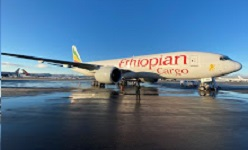 Ethiopian launches Trans-Pacific cargo flight services