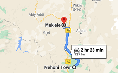 Ethiopian army today liberates Shire, Raya, Mehoni