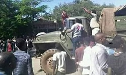 Ethiopian Human Rights Commission says monitoring military operation