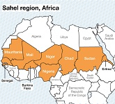 Weaving demography, peace and security nexus in the Sahel