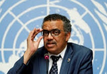 WHO chief solicits support for TPLF militias