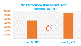 Nib Bank profit increases by 381 million Birr