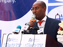 Ethio Lease supplies medical equipment Alatyon Hospital