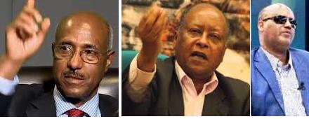Ethiopian Army kills three top TPLF leaders
