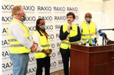 Raxio launches data center construction in Ethiopia