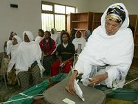 Commission calls for protection of women during election in Ethiopia