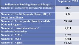 Majority Ethiopians still have no access to credit