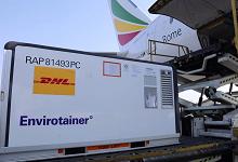 Ethiopian delivers 1 million COVID-19 vaccine doses to Harare