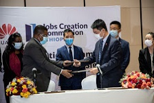 Huawei to help Ethiopia cultivate ICT talent