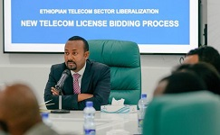 Global Partnership for Ethiopia secures telecom license