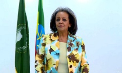 President Sahle-Work calls for empowerment of women leaders