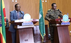 Ethiopia says military counter achieves objectives