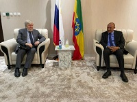 Ethiopia, Russia agree to enhance cooperation in intelligence, security