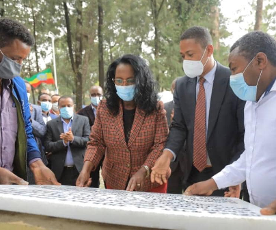 Foundation laid to build East Africa TVET center of excellence
