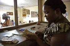 Ugandan remittances decline