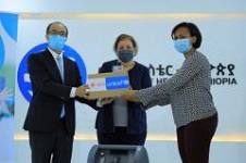 China hands over medical supplies to improve health Ethiopia