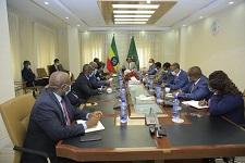AU led negotiaion right platform - Nile Riparian countries