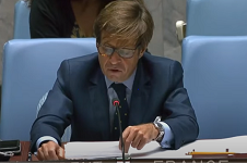 Ethiopia unity, territorial integrity priority -UNSC