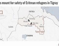 Situation of Eritrean refugees in Ethiopia Mai-Tsebri area