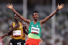 Ethiopia gets first Tokyo 2020 Olympic gold medal