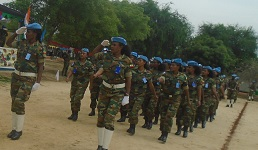 Hundreds of Ethiopian peacekeepers receive United Nations medals