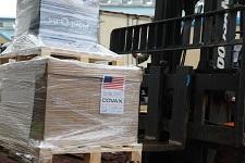 United States donates COVID-19 vaccine