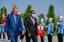 Ethiopia, Turkey sign military cooperation agreement