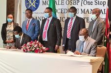 Ethiopia, Kenya sign operations manual for Moyale One Stop Border Post